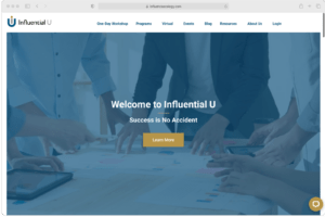 Welcome to Influential U
